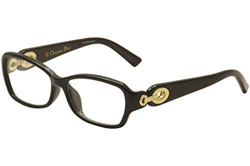 Christian Dior Eyeglasses CD 3274F 3274/F 2ZY Black Optical Frame 53mm Asian - Dior Frames Optical Glasses