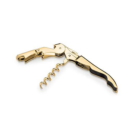 Viski 3717 Belmont: Gold Plated Signature Corkscrew (Pack of 12)