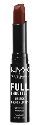 NYX Cosmetics Full Throttle Lipstick Con Artist