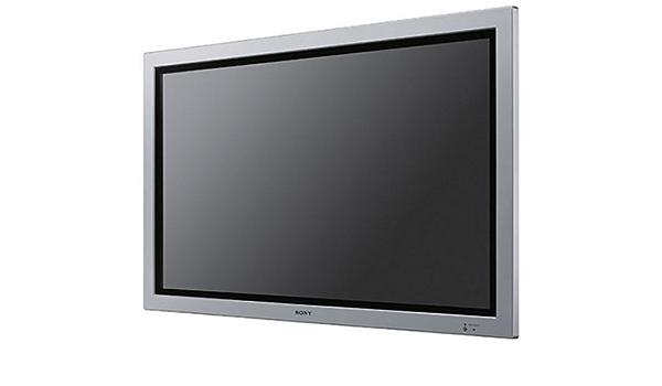 Sony FWD-42PV1S - Televisión, Pantalla Plasma 42 pulgadas- Plata: Amazon.es: Electrónica