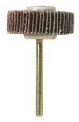 Dremel Mfg 502 3/8-Inch 80-Grit Flapwheel