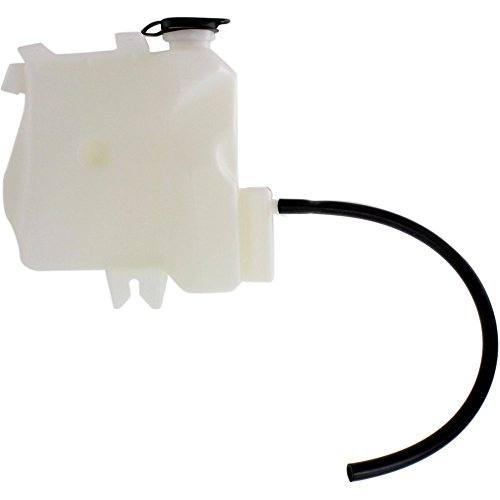 (Coolant Reservoir Expansion Tank for Grand Prix 04-08 Lacrosse 05-09 W/Cap And Hose 3.8L Eng Plastic)