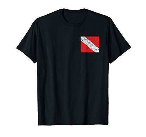 Funny Diving Quote Wetsuit humor Scuba Diver 2-sided T-Shirt (Wet Suit For Men Scuba)