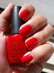 OPI Red Red Rhine NLE01 Nail Polish
