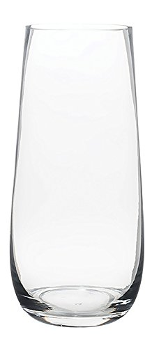 Royal Imports Flower Glass Vase Decorative Centerpiece for Home or Wedding 12