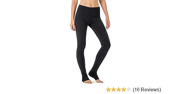 Naviskin Women S High Waisted Extra Long Yoga Leggings Over The Heel Leggings Back Pocket Womens Black Small Amazon Com Au Fashion