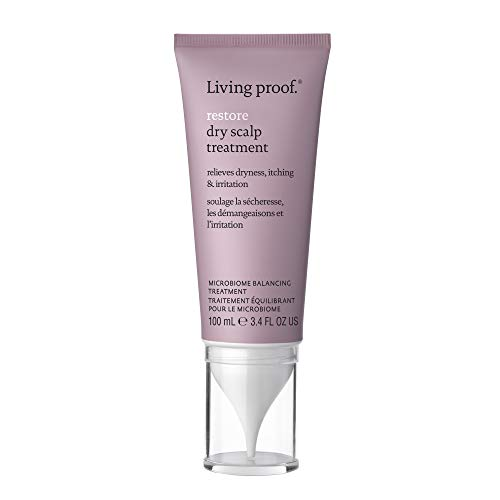 (Living Proof Restore Dry Scalp Treatment)