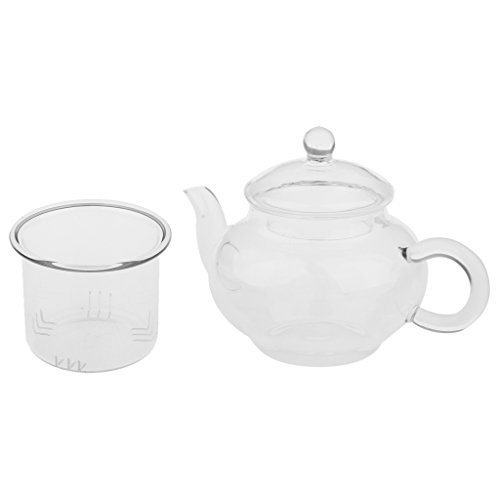 glass 250ml teapot - 2