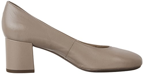 D A Pumps Light M Women's AUDALIES Taupe Geox 56HxqBAwn