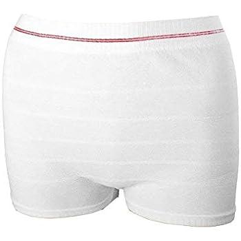 Amazon Com Mesh Postpartum Underwear High Waist