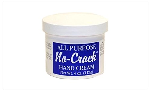 No-Crack All Purpose Hand Cream 4oz (Purpose All Cream)