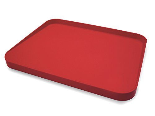 Joseph Joseph Cut & Carve Multi-Function Cutting Board, Large, Red