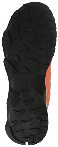 Adidas Outdoor Womens Gsg9 Trail Running Scarpa In Argilla / Nucleo Nero / Flash Arancione