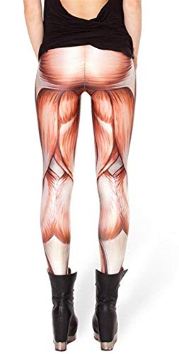 Elásticos Playa Bleached Moda Medias Treggings De Verano Stretch Leggings 4xl Naranja Mujeres Jeggings Size Pantalones Las color Tqwq7U