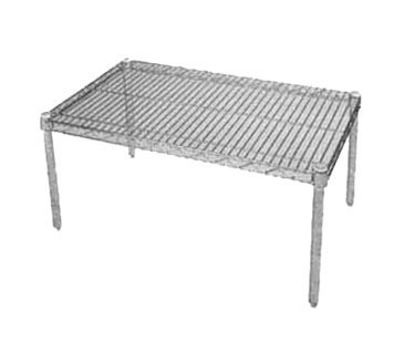 Metro P2430NS Super Erecta Dunnage Rack