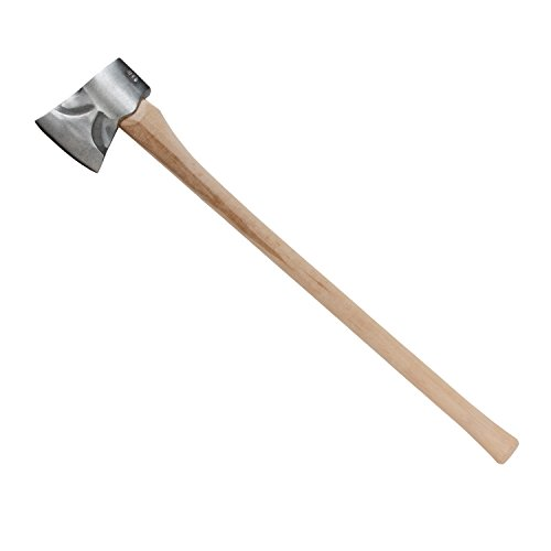 Council Tool 3.5 lb Classic Jersey Pattern SB Axe with 36 inch Straight Wooden Handle
