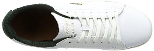 Lacoste Uomo Bianco Carnaby Evo 317 2 Sneakers Bianco