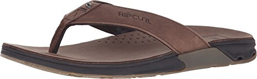 Rip Curl Heren Ultimate Leather Brown