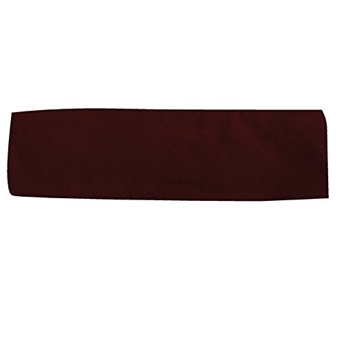 Outdoor Cap FWH-650 Fleece Headband with Wicking Lining, Maroon, A by Outdoor Cap