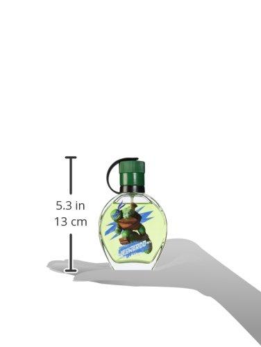 Teenage Mutant Ninja Turtles Leonardo by Nickelodeon for Kids - 3.4 oz EDT Spray by Marmol & Son (Image #4)