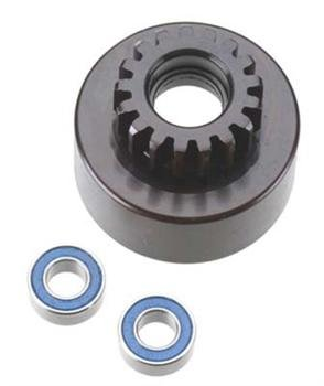OFNA Clutch Bell With Bearings 17T 19357