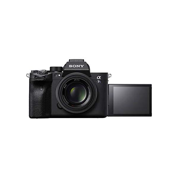 RetinaPix Sony Alpha ILCE-7S III Full-Frame 4K Mirrorless Camera
