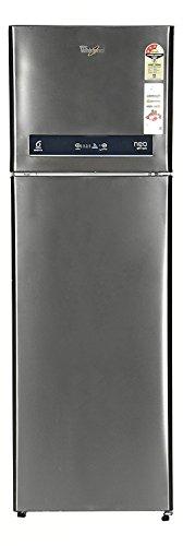 Whirlpool Frost-free Double-door Refrigerator (292 Ltrs, 3 Star Rating, Infinia Steel)