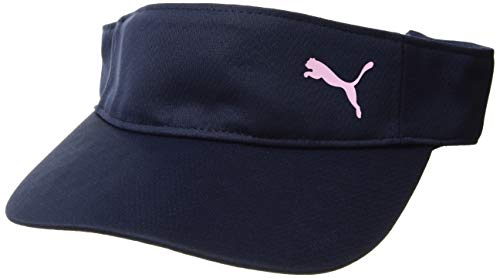 Puma Golf 2019 Women's Duocell Visor (One Size), Peacoat