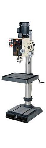 JET 354024/GHD-20PF 20-Inch Geared Head Drill Press with Powerfeed by Jet