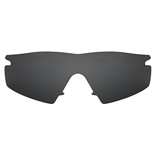 Revant Polarized Replacement Lenses for Oakley M Frame Strike Stealth Black
