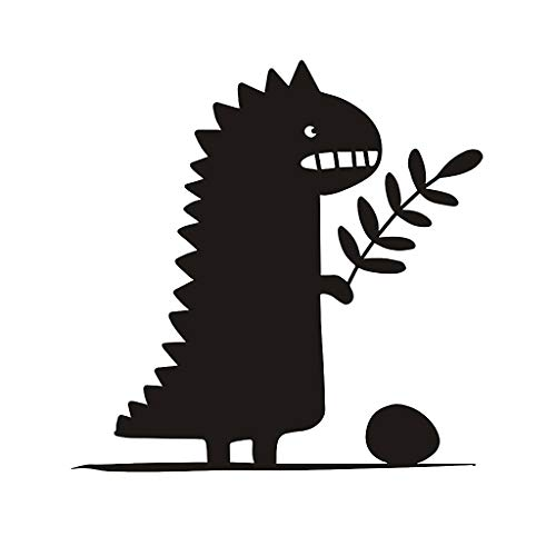 uaswguDFS Big Monster Wall Sticker - Removable Mural, Vinyl Decal Art Sticker, Decor for Kids Bedroom or Birthday Gift, Beautiful Wall Decals for Any Room School -