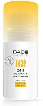 Laboratorios Babé – 24h Desodorante | 0%