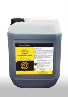 XDURARE Liquido rigenerante per filtri antiparticolato litri 5 (cerina) MOTORSISTEM