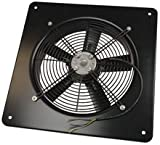 W4D400-DP12-41-Axial Fan, W4D400 Series, IP44, 480 V, AC, 540 mm, 117 mm, 1527.35 cu.ft/min