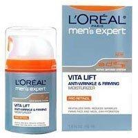Expert Vita Lift de L'Oréal Paris Men Anti-Rides et Fermeté Hydratant SPF 15, 1,6 once