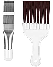 Muzrunq-Other Hand Tools Fin Cleaning Brush Air Conditioner Condenser Fin Comb Coil Cleaning Whisk Brush 2PCS
