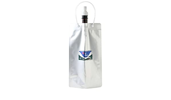 Japan Health and Beauty - [Hydrogen water vacuum storage containers] H2-BAG  1L (1000ml) 3 pieces