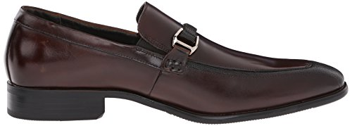 Stacy Adams Mens Maxfield Mocassino Slip-on Marrone