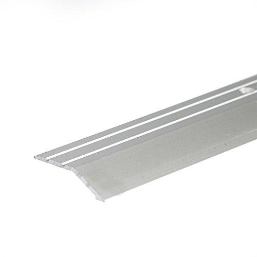 ANODISED Aluminium Door Floor BAR Edge Trim Threshold RAMP 900mm x 40mm A11 Silver