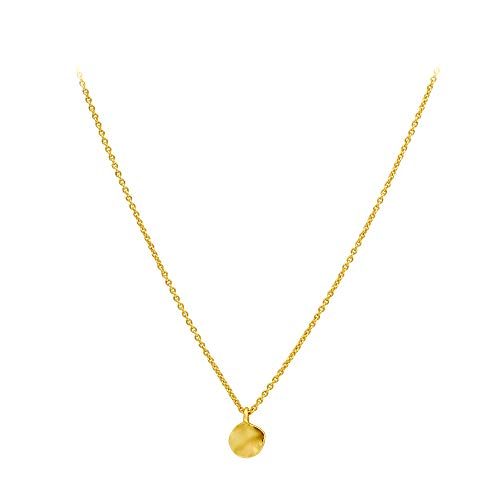 Gorjana Charm - gorjana Women's Chloe Charm Adjustable Necklace, Gold, One Size