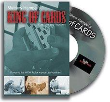 King of Cards - Flourishes by Matt Hampel