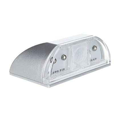 Good Market 1pcs Auto PIR Door Keyhole Motion Sensor Detector LED Light Lamp Perfect For Home