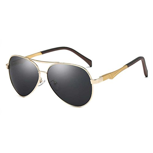 Sol Vendimia Solar la Gafas polarizada de de 3 Sol Bloqueador Conducción Gafas Las Providethebest de Lentes Coolsir Lente piloto de UV Gafas Protección de C7wq0ZOZ