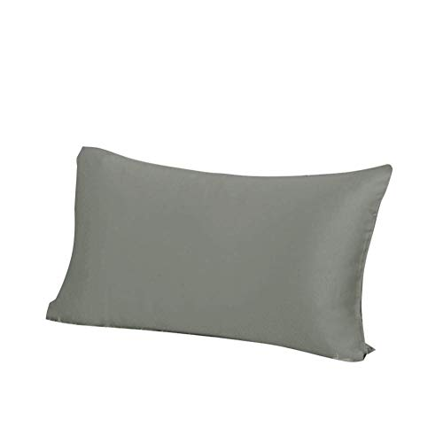 THXSILK 19 Momme Mulberry Silk Pillowcase for Hair and Skin-Pure Natural Silk on Both Sides, Envelope Closure, Toddler Size 13