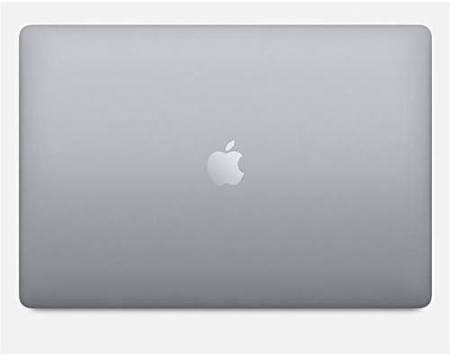 """Apple 16"""" MacBook Pro with Touch Bar, 9th-Gen 8-Core Intel i9 2.4GHz, 64GB RAM, 2TB SSD, AMD Radeon Pro 5500M 8GB, Space Gray, Late 2019 Z0XZ004ZY / Z0XZ00061"""