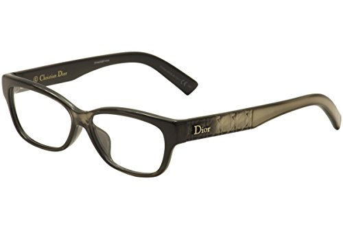 Christian Dior Eyeglasses CD 7082J 7082/J DUI Dove Grey Optical Frame 53mm