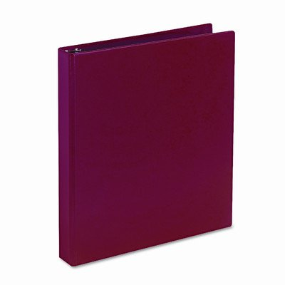 (Durable EZ-Turn Ring Reference Binder, 8-1/2 x 11, 1in Capacity, [Set of 2] Color:)