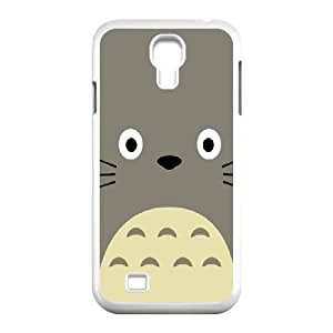 Samsung Galaxy S4 9500 Cell Phone Case White My Neighbor Totoro DDP Cell Phone Case Durable Custom