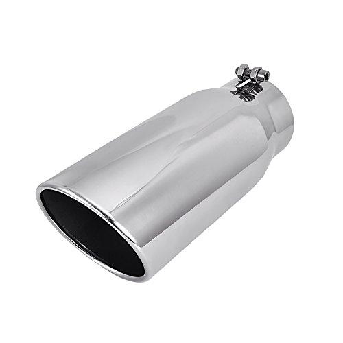 Catinbow Diesel Stainless Steel Exhaust Tip 4