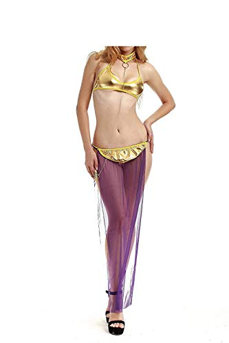 Sexy Costume Princess Slave Miss Manners Uniform